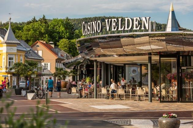 Shared Space - Casino Velden