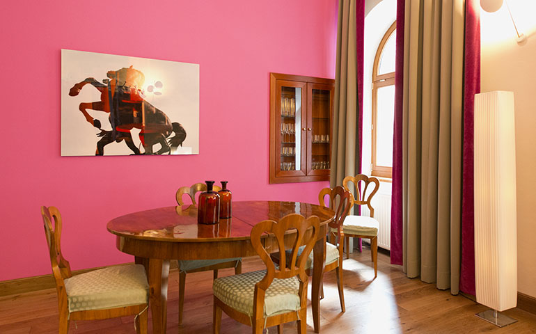 Beethoven Pink Salon